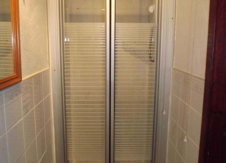 Standard Double Room #10- Shower Room